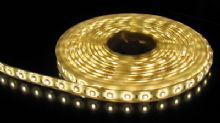 3528 SMD WARM WHITE LED Strip Light 5 m Long (60 LED/M)